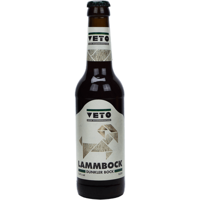 VETO Lammbock - Dunkler Bock