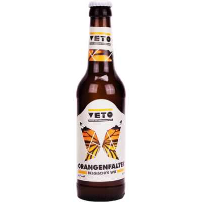 VETO Orangenfalter - Belgisches Wit