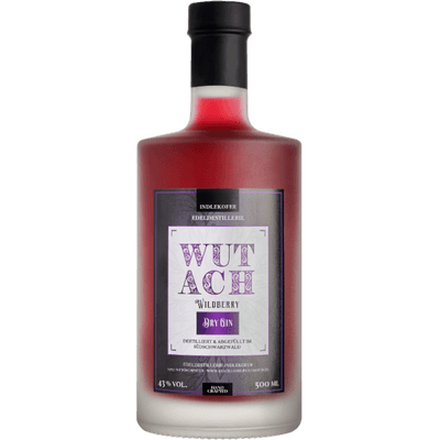 WUTACH Wildberry - Dry Gin