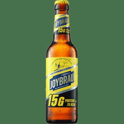 JoyBräu alkoholfrei - PROTEINBIER + ZITRONE (6x 0,33 l)
