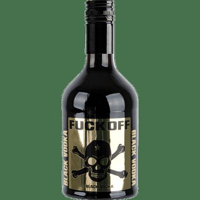 FUCKOFF - Black Vodka