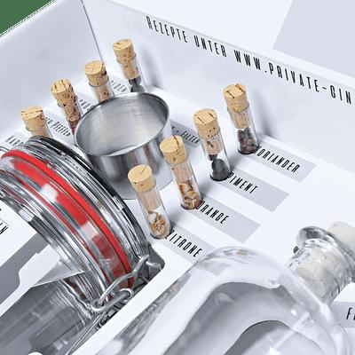 Private Gin | Gin Baukasten | Close Up