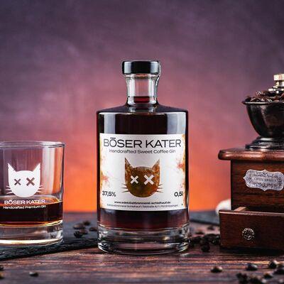 Böser Kater - Sweet Coffee Gin Beauty Shot