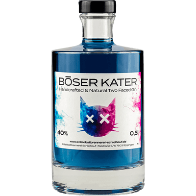 Böser Kater - Two Faced Gin