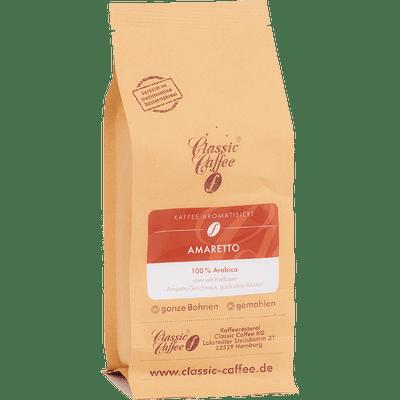 Aromatisierter Kaffee - Amaretto