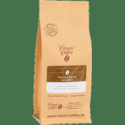 Kaffee Französische Melange