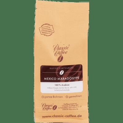 Kaffee Mexico Maragogype