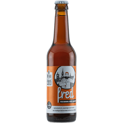 Fred - Freiburg Red Lager