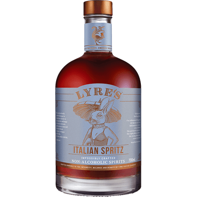 Lyre's Italian Spritz - alkoholfreier Aperitif