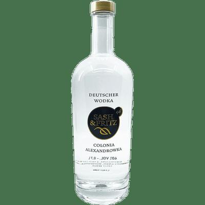 Sash & Fritz Premium Vodka