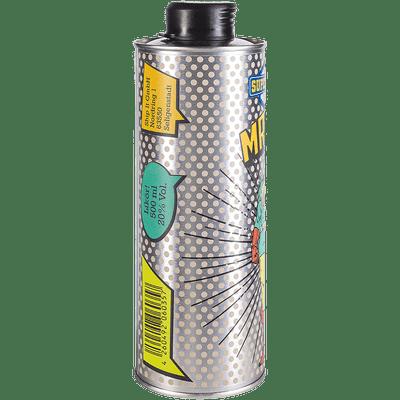 Mr. Nut | Haselnuss-Vanille Likör | Superhero Spirits | Flasche Seite 1