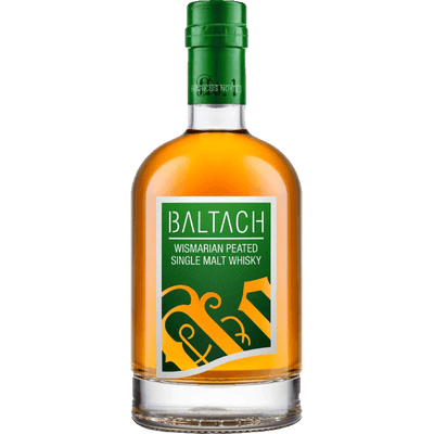BALTACH - Wismarian Peated Single Malt Whisky