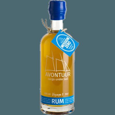 "Avontuur ""Caribbean Blue"" - Karibik Rum"