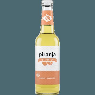 20x Piranja-Limo Orange-Kardamom