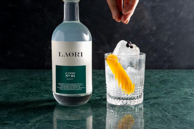 Laori Juniper entfaltet seine Aromen am besten als Drink