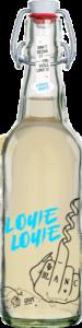 Louie Louie - trockener Bio Weißweincuvée aus der Bügelflasche