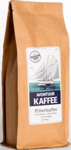 Avontuur Kaffee - über den Atlantik gesegelter Kaffee