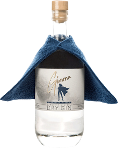 Ginera Blueberry Infused Dry Gin