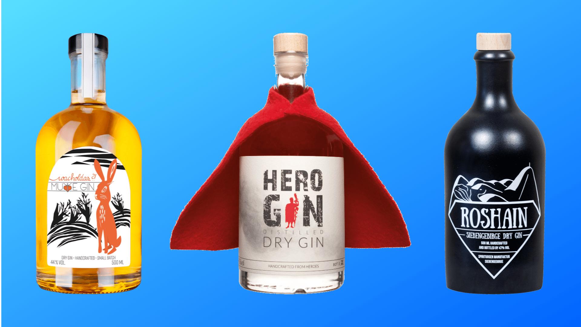 Craft Gin shoppen