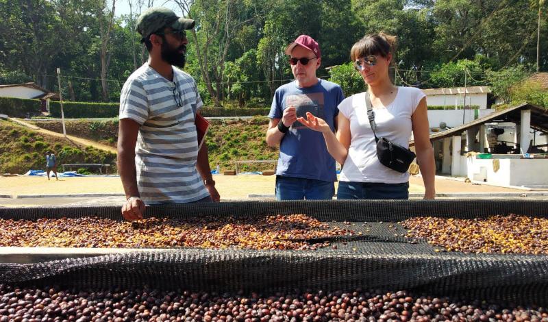 Indie Roasters mit Kaffeefarmern