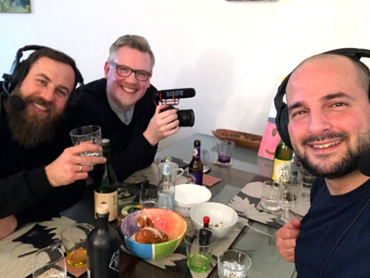Podcast Frei von der Leber - zu Gast