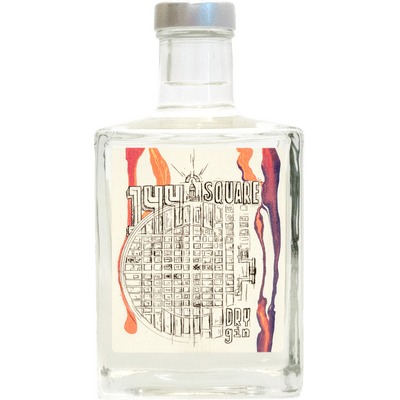 144 Square Mannheim Dry Gin