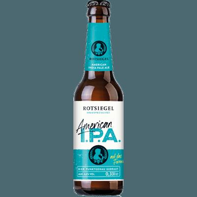 6x ROTSIEGEL American India Pale Ale