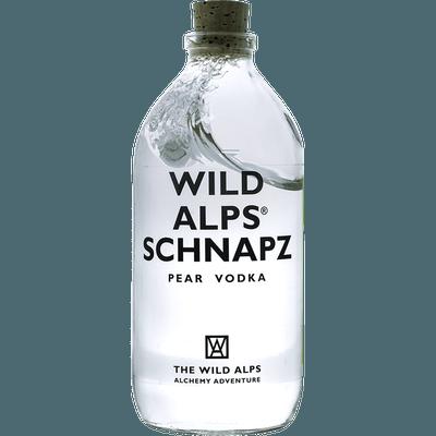 WILD ALPS SCHNAPZ - Birnen Vodka