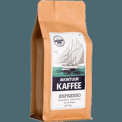 Avontuur Espresso, Kaffeewünsche: Ganze Bohne, 250g