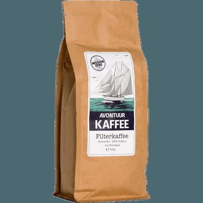 Avontuur Filterkaffee, Kaffeewünsche: Gemahlen, 500g