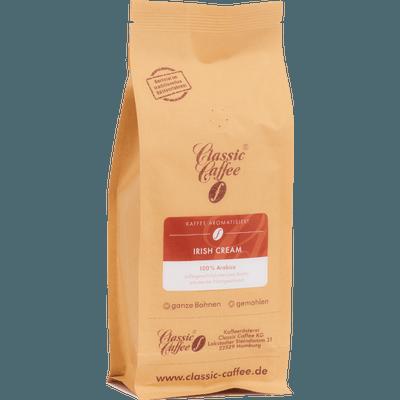 Aromatisierter Kaffee - Irish Cream — 500g