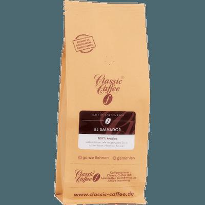 Klassisches Caffee El Salvador — 500g