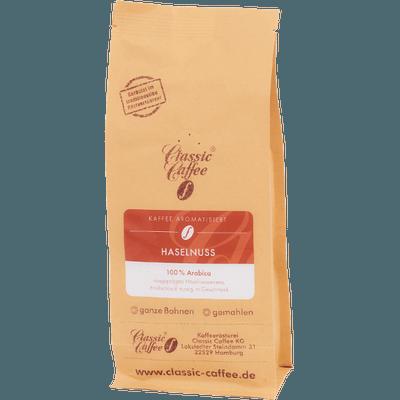 Klassischer Kaffee Haselnuss - 250g