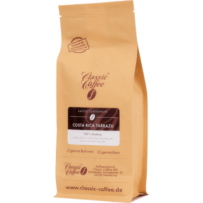 Costa Rica Tarrazu Kaffee - 500g
