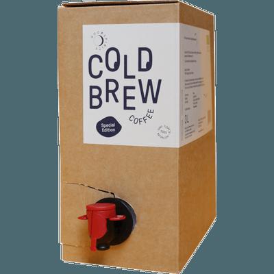 Good Spirits Cold Brew - Peru BIO - 3L Bag-in-Box - 2