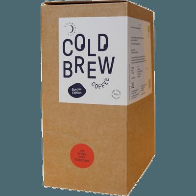 Good Spirits Cold Brew - Peru BIO - 3L Bag-in-Box