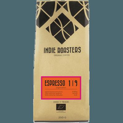 Espresso 1 | 9