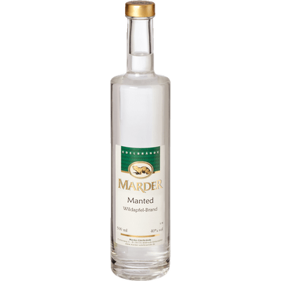 Marder Manted Wildapfel-Brand, 500ml