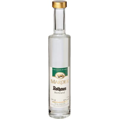 Marder Rothaus Bierbrand, 200ml
