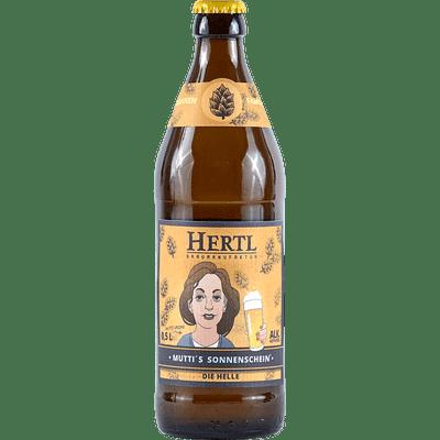 Mutti´s Sonnenschein - Helles Bier