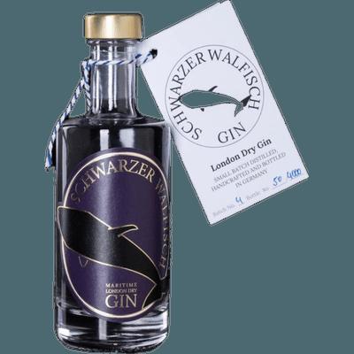 Schwarzer Walfisch Gin — 100ml