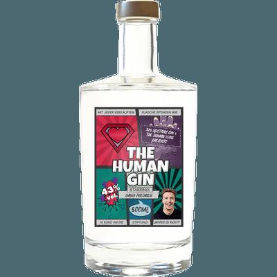 The Human Gin David Friedrich