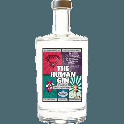 The Human Gin Mateo Jaschik