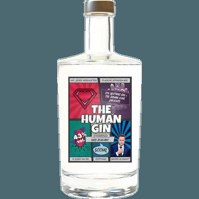 The Human Gin Nico Schwanz
