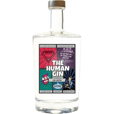 The Human Gin Carl Carlton