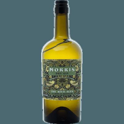 The Wild Alps - William Morris Dry Gin