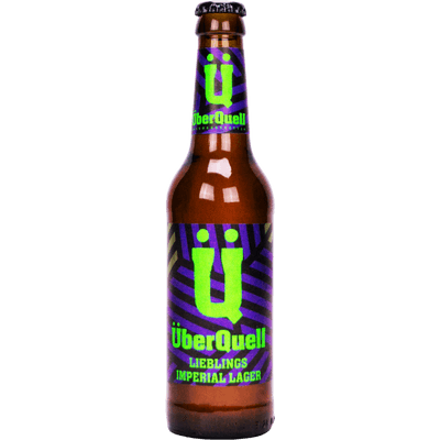 ÜberQuell Lieblings Imperial Lager