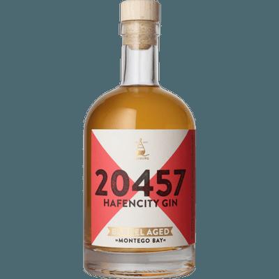 20457 Hafencity Gin - Barrel Aged Montego Bay