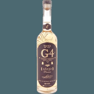 G4 Tequila Añejo