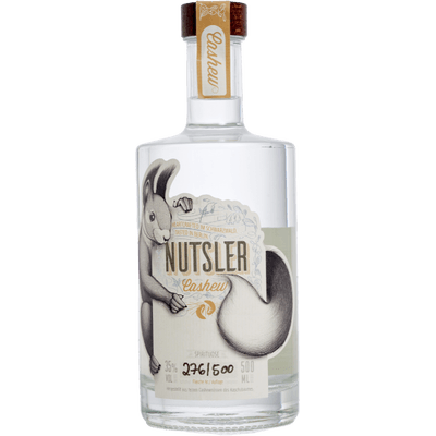 Nutsler Cashew - Cashew-Spirituose
